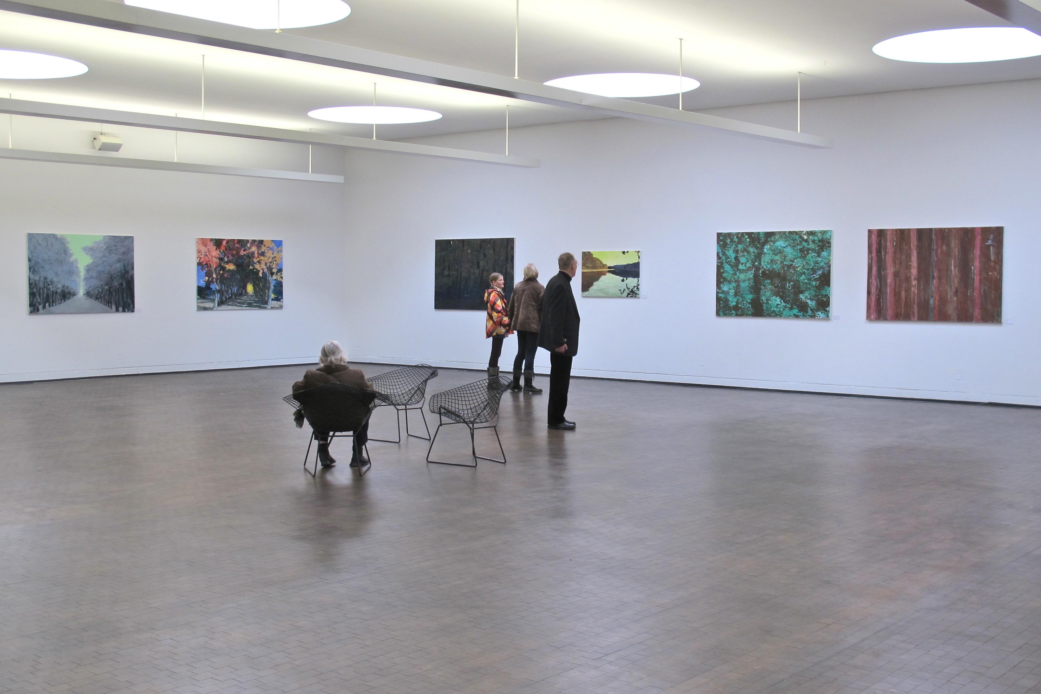 Kubus Hannover ulrich baehr städtische galerie kubus und galerie vom zufall und