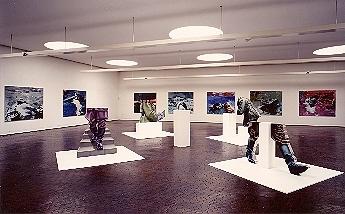 Staedtische Galerie Kubus, Hannover 2002
